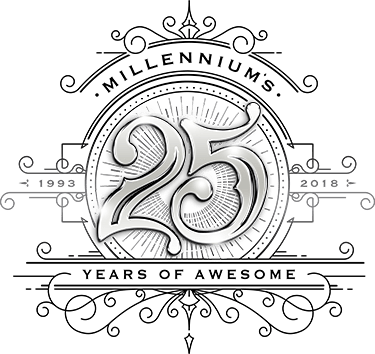 Millennium's 25 Years of Awesome